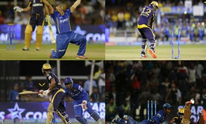 ipl 7 kolkata showed how to lose a match from a winning