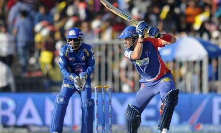 ipl 7 match 16 delhi daredevils vs mumbai indians scoreboard