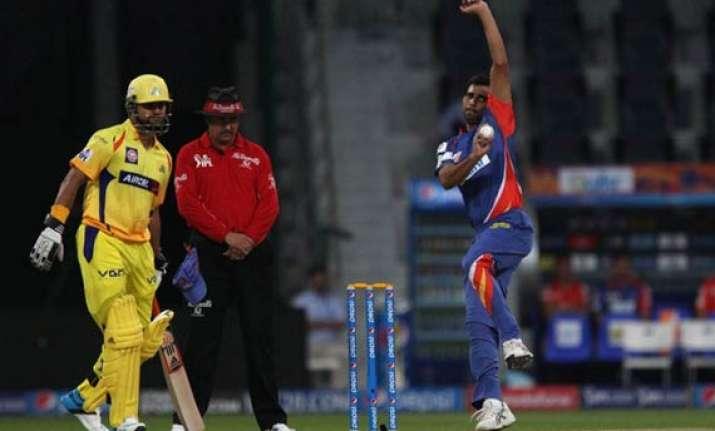 ipl 7 match 26 delhi daredevils vs chennai super kings