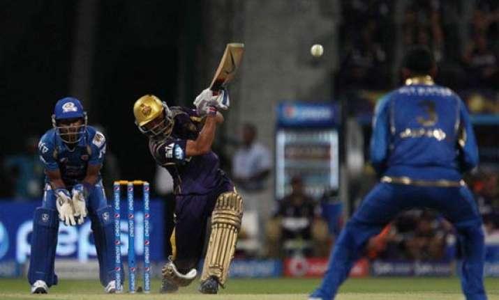 ipl 7 match 40 kolkata knight riders vs mumbai indians