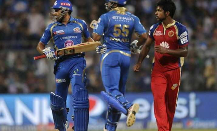 ipl 7 match 27 mumbai indians vs royal challengers