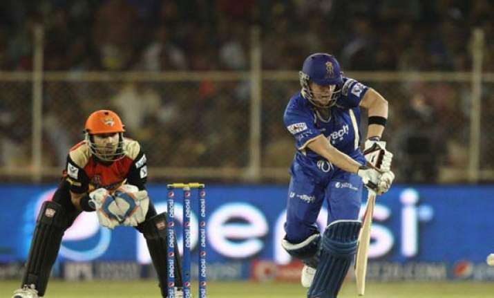 ipl 7 match 30 rajasthan royals vs sunrisers hyderabad