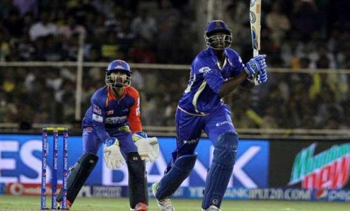 ipl 7 match 41 rajasthan royals vs delhi daredevils