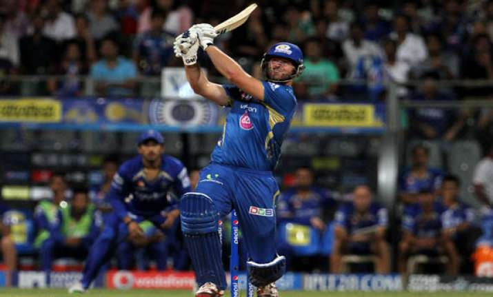 ipl7 amazing anderson takes mumbai indians to ipl play offs