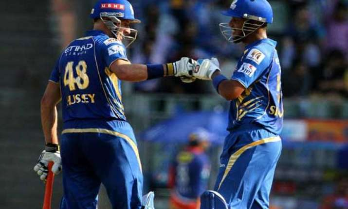 ipl7 mumbai indians vs chennai super kings scorecard