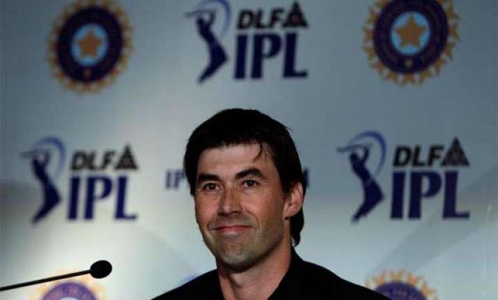 ipl6 mumbai indians is a tough opponent says csk coach