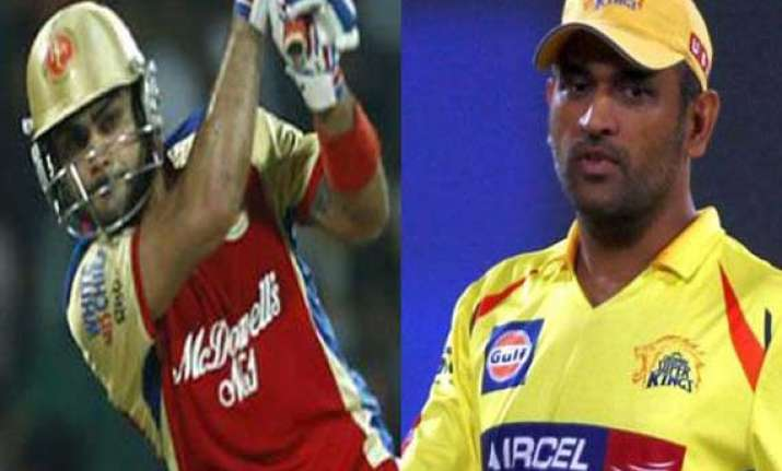 ipl7 playoff chances over rcb play for pride against csk
