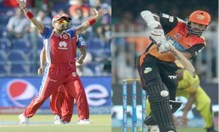 ipl 7 match 24 rcb look to return to winning ways in first
