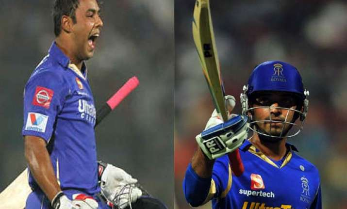 ipl 7 match 4 rahane guides rajasthan to a four wicket win