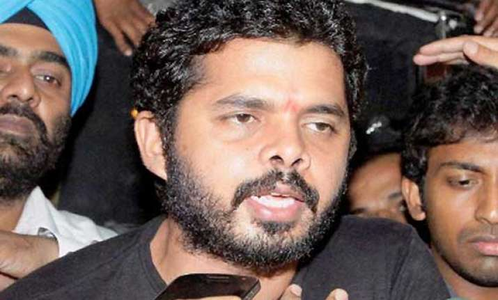 ipl spot fixing will take up sreesanth issue says kca
