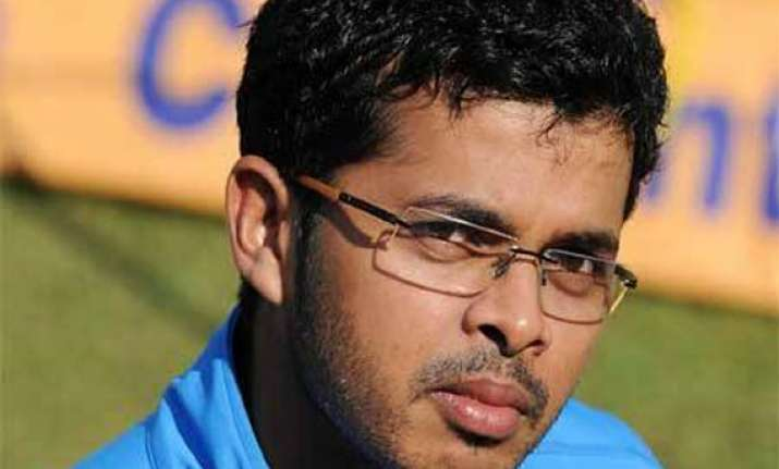 Ipl6 Spotfixing Price Rs 40 60 Lakhs An Over Sreesanth 13 Others