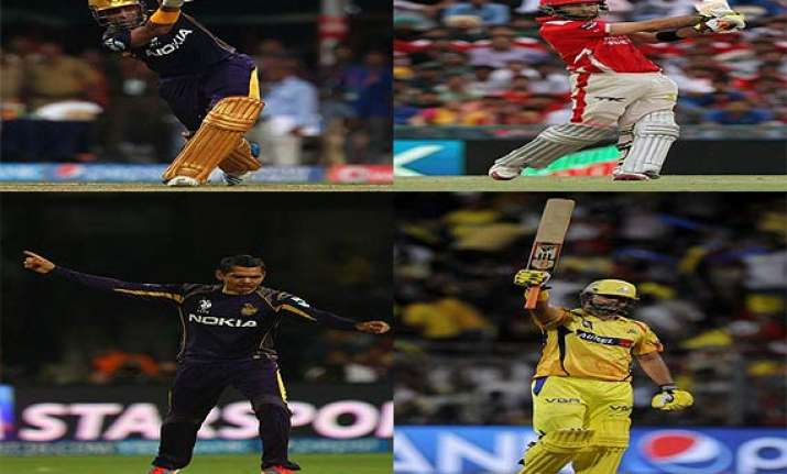 ipl 7 the dream eleven players