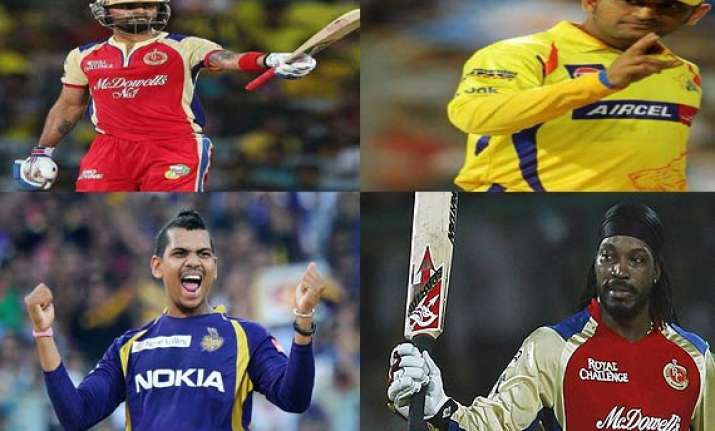 ipl 7 the star performers who are retained by their