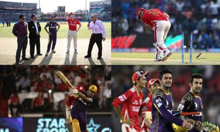 ipl 7 this is how kkr breached kings xi fortress