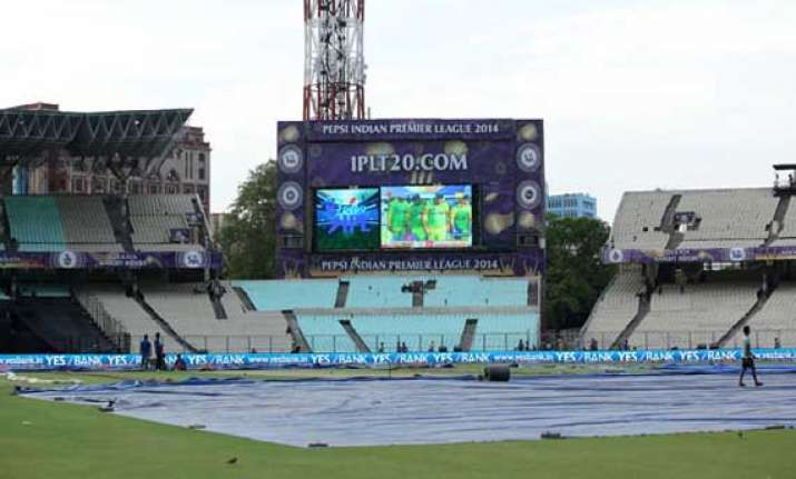 ipl7 weather improved first qualifier on