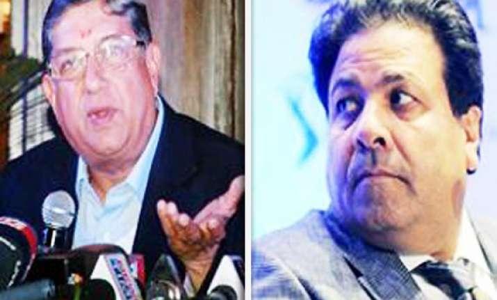 ipl betting rajeev shukla resigns as ipl chairman bcci