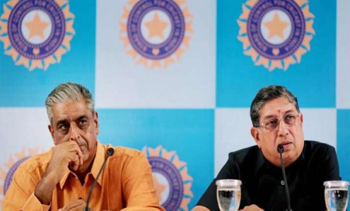 ipl6 fixing bcci is handicapped can t control bookies says