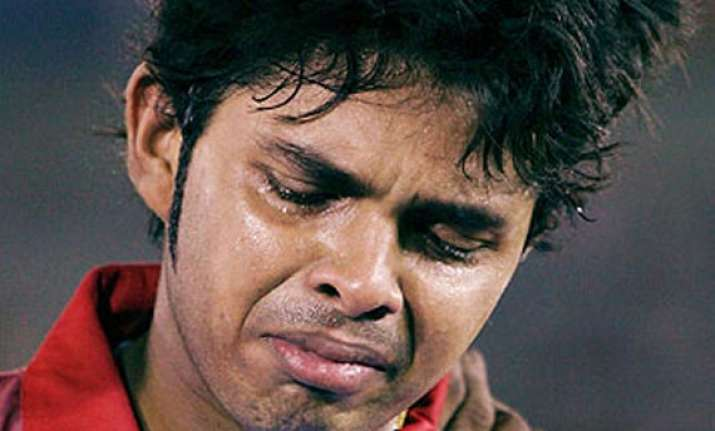 ipl fixing how d gang bookies trapped sreeshant after he
