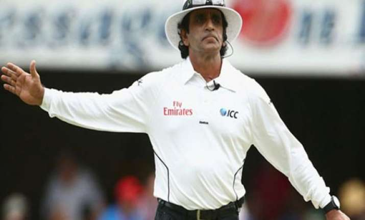 ipl fixing icc pulls out pak umpire asad rauf from