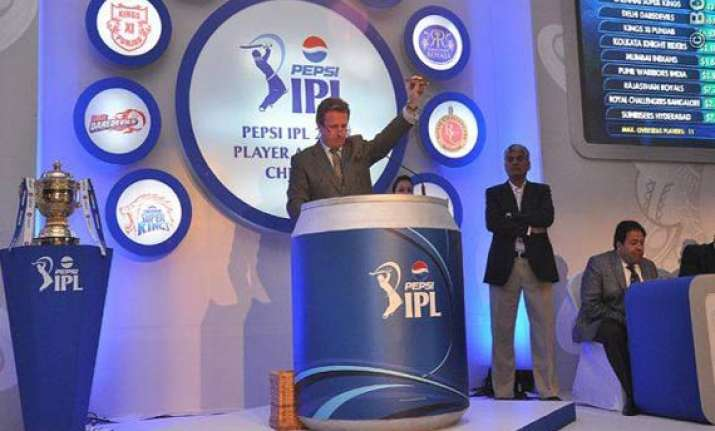 ipl 7 players auction to go as per schedule supreme court