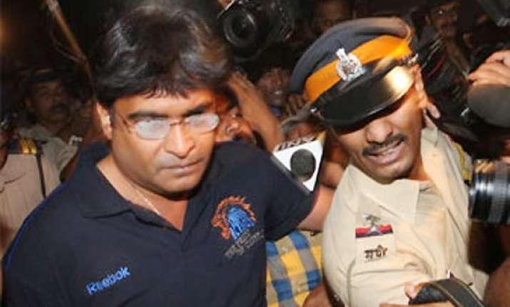 ipl spot fixing mumbai court sends gurunath meiyappan to