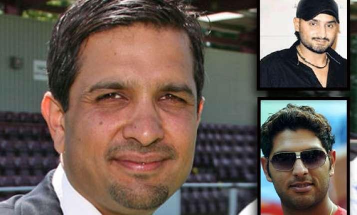 i had access to yuvraj and bhajji claims mazhar majeed