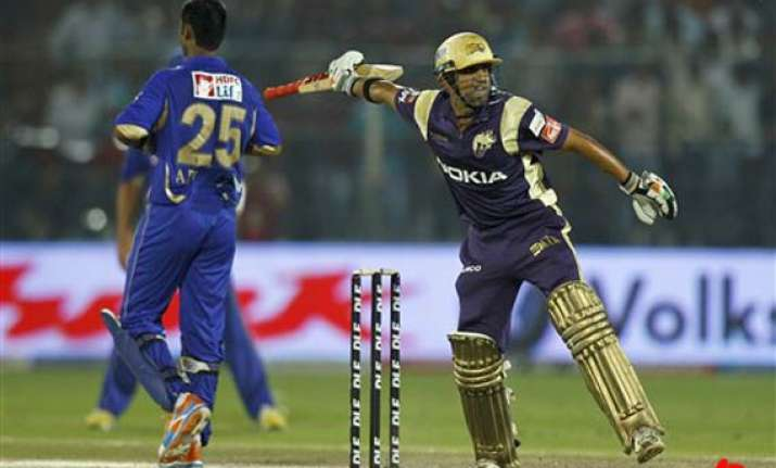 i wan t trying to prove a point gambhir