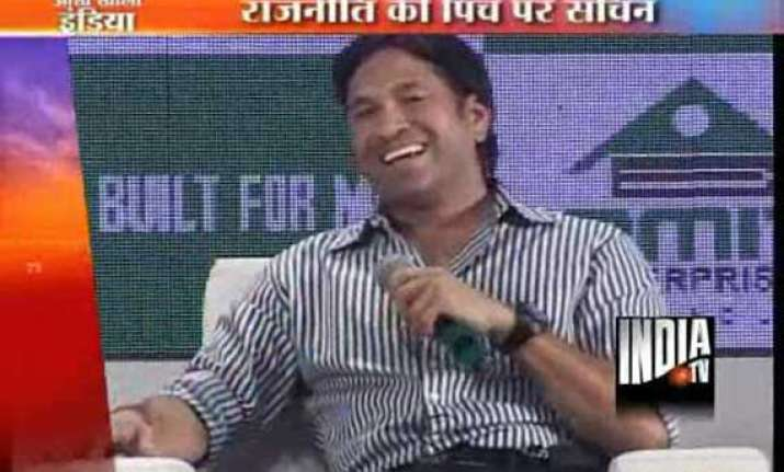 i will continue to play cricket says sachin tendulkar