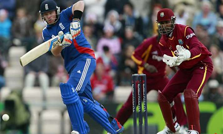 england beats west indies by 114 runs in 1st odi