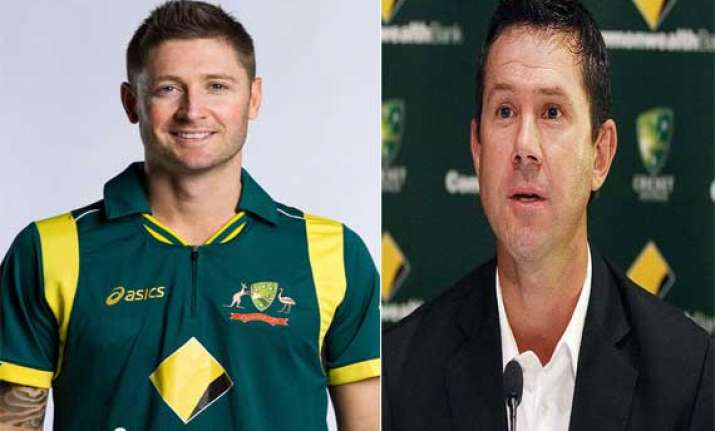 if ponting had issues he should have approached me says