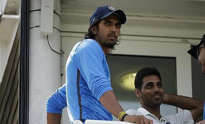 ind vs eng ishant to miss fourth test due to injury says