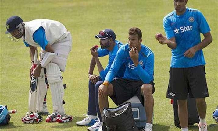 ind vs eng dawes penney make team india sweat one more time
