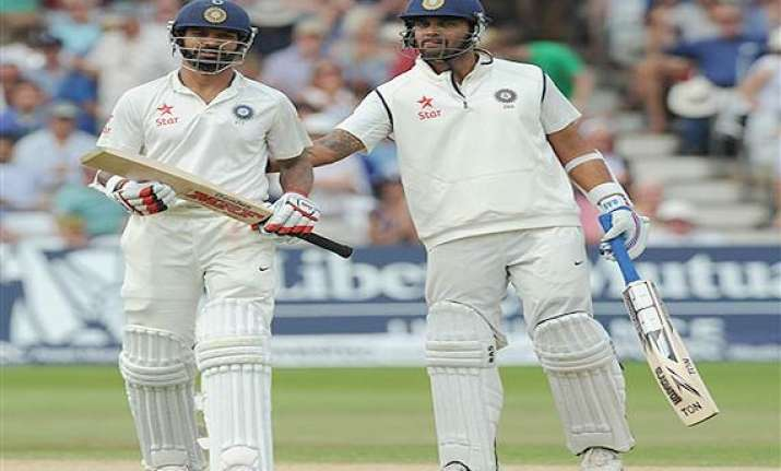 ind vs eng dhawan departs early after world record stand