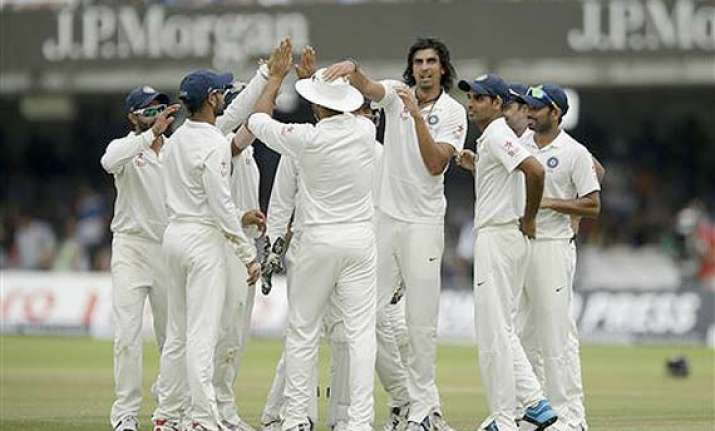 ind vs eng dhoni instructed me to bowl bouncers says ishant