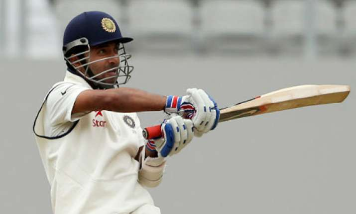 ind vs eng fighting half century by rahane as india reach