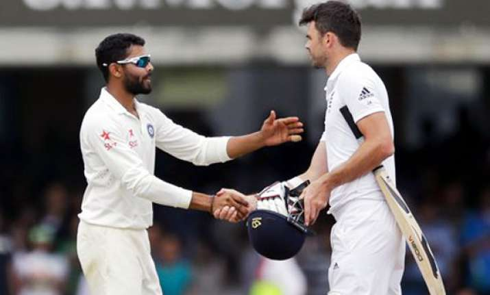ind vs eng hearing on anderson jadeja spat fixed for august