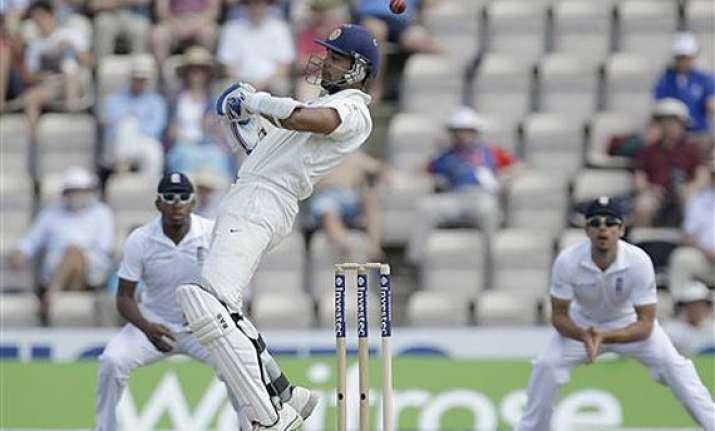 ind vs eng india lose vijay pujara to reach 108/3 at lunch