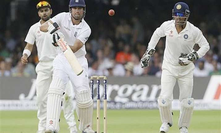 ind vs eng it was a tough defeat says cook