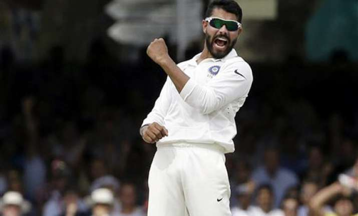 ind vs eng jadeja strikes early to give india hope