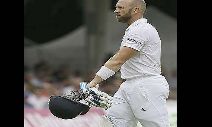 ind vs eng matt prior to miss rest of india series due to