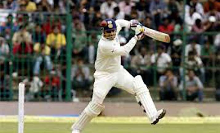 india a behind in 2nd unofficial test against west indies a