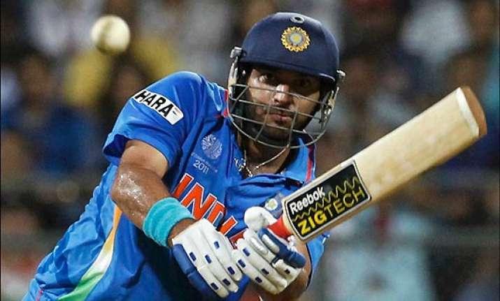 india aus t20 yuvraj s explosive comeback helps india win