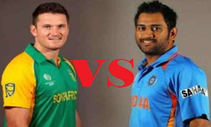 india south africa tour to start from 5th dec with 1st odi