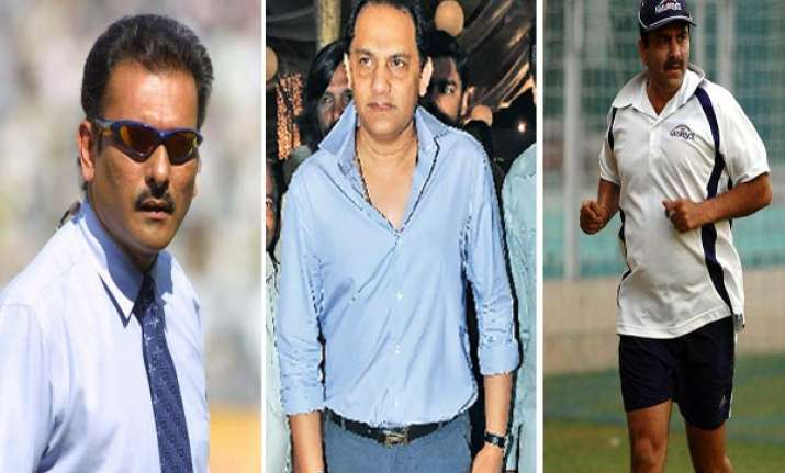 india tv telecasts tehelka stings on ravi shastri sidhu