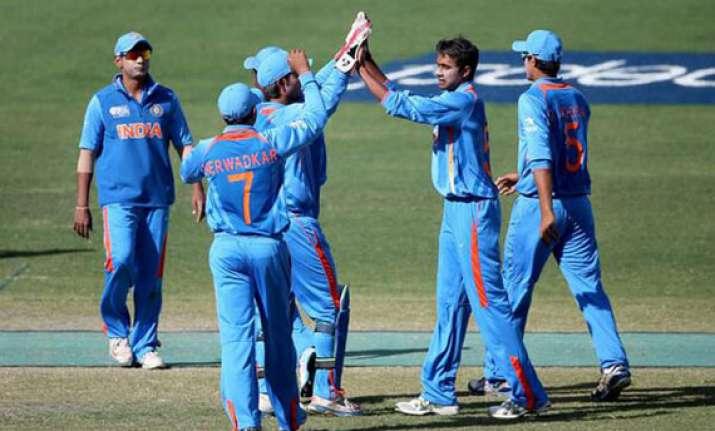 india beat sri lanka in u 19 world cup