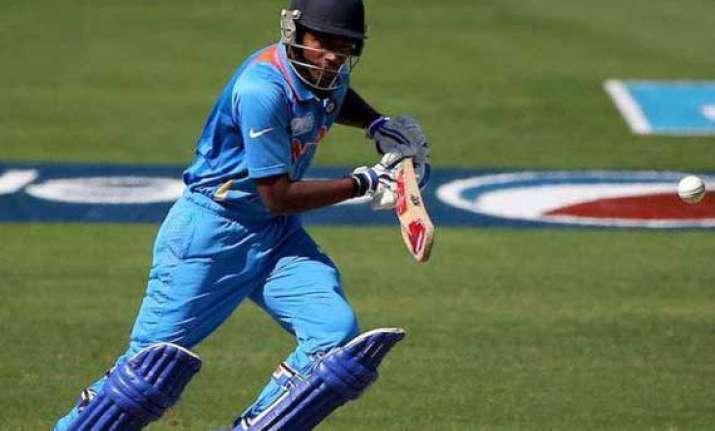 india continue unbeaten run in under 19 world cup