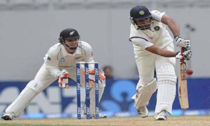 india desperate for last gasp win against new zealand