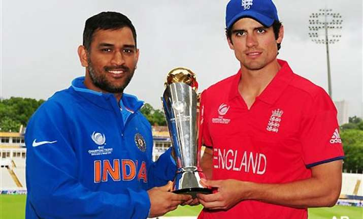 india favourites but we are keen to set record straight cook