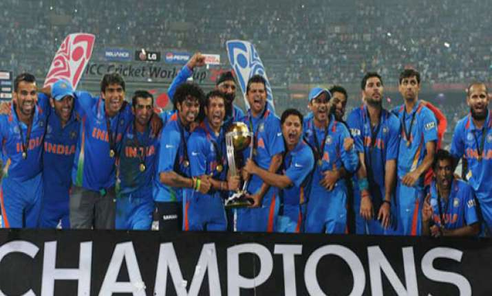india favourite to win 2015 world cup predicts sachin