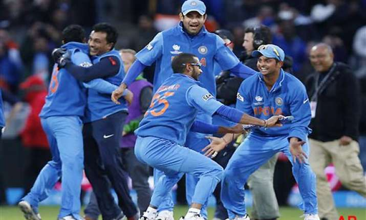 india set eyes on tri series leave for west indies